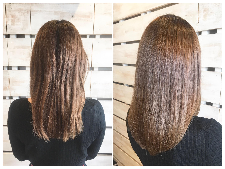 美髪エステ1回の施術